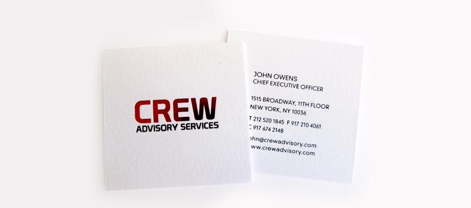 CREW Advisory Services